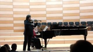 Schumann - Sonata no.2: I. Ziemlich Langsam - Lebhaft