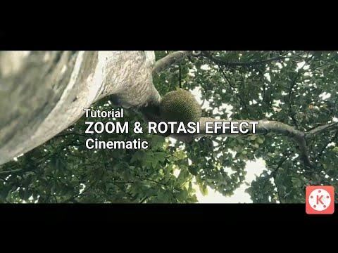 Cara Edit Video Rotasi Effect - Cinematic