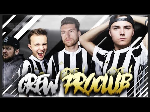 PRO CLUBS MIT DER CREW!!! 😂😂