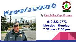 Superb Minneapolis locksmith services | Fast Eddys Keys Express