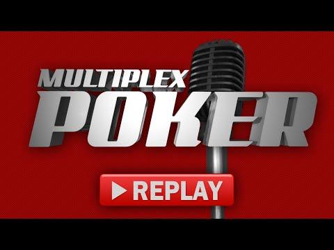 Winamax TV - Multiplex Poker (20h30 - 00h)