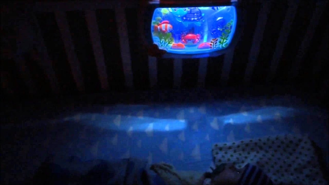 Crib soother Baby Einstein Sea Dreams