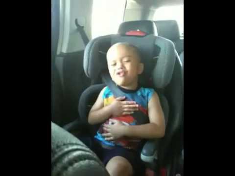 kid sings justin bieber baby