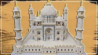 Building The Taj Mahal Out Of Lego (LEGO #10256)