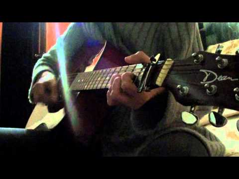 Paperweight - Joshua Radin (Dear John) / Instrumental Cover Guitar