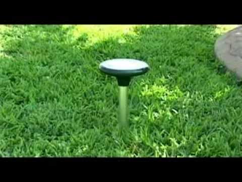 Solar1 уред за борба с гризачите от пластмаса тегло 0.635 кг 9