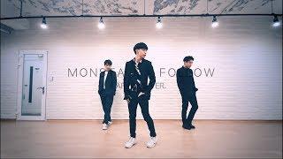 MONSTA X 몬스타 엑스-`FOLLOW` Dance cover  (춤추는곰돌:AF STARZ)