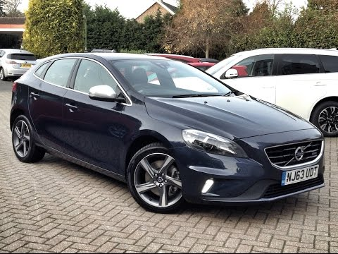 Volvo V40 2.0 TD D4 R-Design 5dr (start/stop) for Sale at CMC-Cars, Near Brighton, Sussex