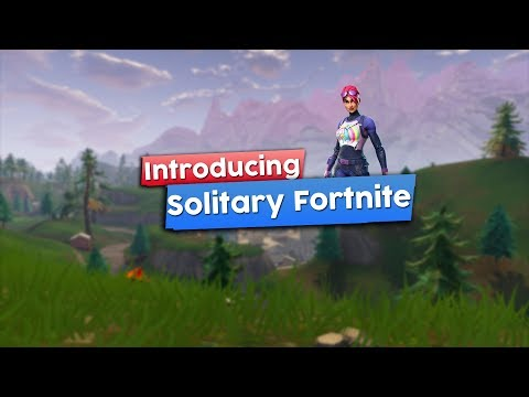 Introducing Solitary Fortnite