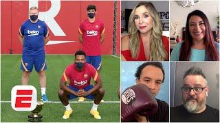 BARCELONA vs Elche por el Joan Gamper. HABLA Koeman ¿Jugará Messi? ¿Debutará Pjanic? | Exclusivos