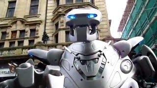 Titan The Robot - Leeds 19/01/16  Arriva Max 229
