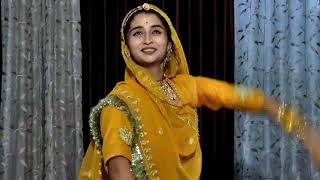 Dance performance on latest rajasthani song