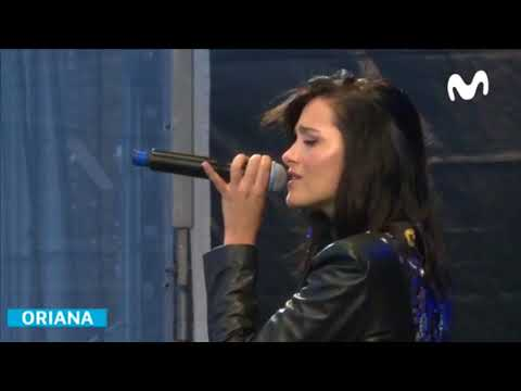 Show de Oriana en Neuquén COMPLETO Movistar Fri Music