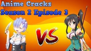 anime cracks season 2 episode 3 a new challenger