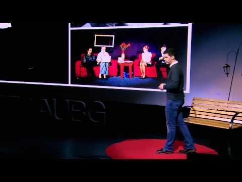 The lessons that theatre taught me | Nikola Mladenovic | TEDxAUBG