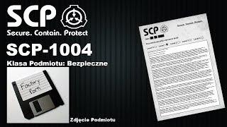 SCP 1004 | Fabryka Porno | Akta Fundacji SCP