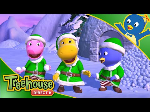The Backyardigans: The Action Elves Save Christmas Eve - Ep.70