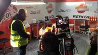 Repsol TV Commercial in Madrid