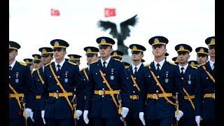 370. Dönem Havacı Asteğmen Yedek Subay Yemin Töreni