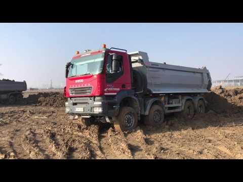 Iveco Trakker 450 8x8