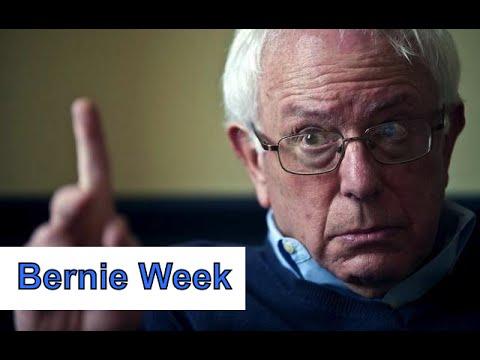 Bernie Sanders Rails Against the Trans-Pacific Partnership
