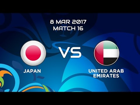 #AFCBeachSoccer2017 - Match 16 Japan vs. United Arab Emirates