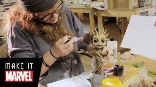 Make It Marvel: Baby Groot