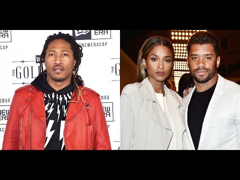 Future Disses Ciara in New Song... Says he 'Made Her' and 'Put Her back on the Charts'.