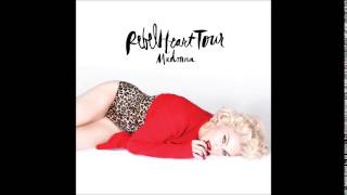 Madonna - Like A Virgin (Rebel Heart Tour) [Studio Version]