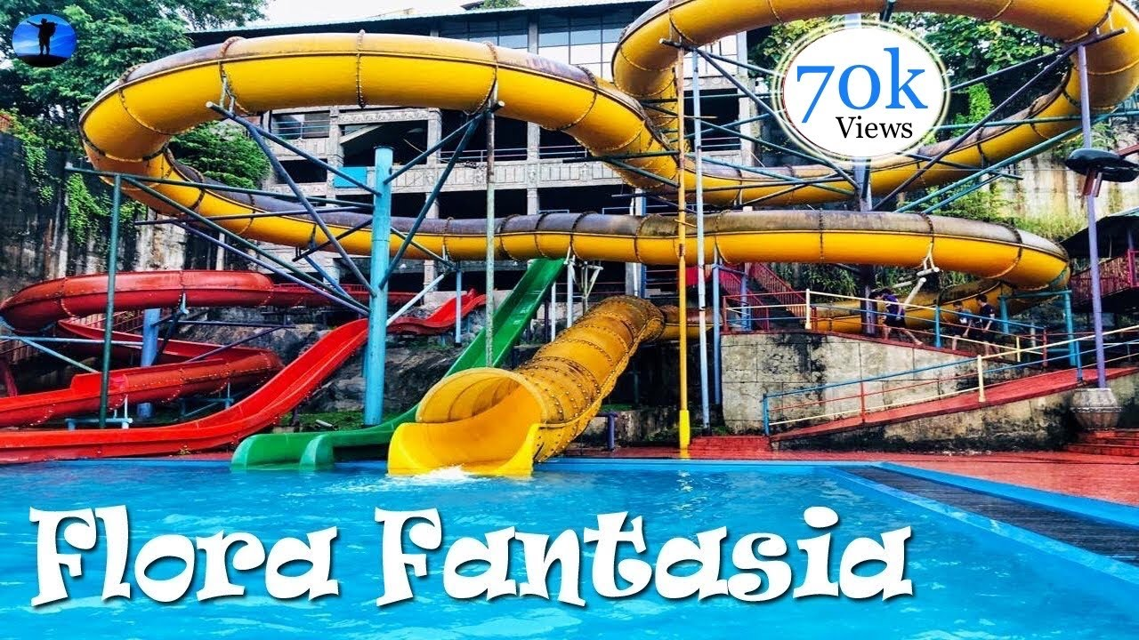 Fun Water Rides @ FLORA FANTASIA Amusement Park, Valancheri, Malappuram,  Kerala, India   Family Spot