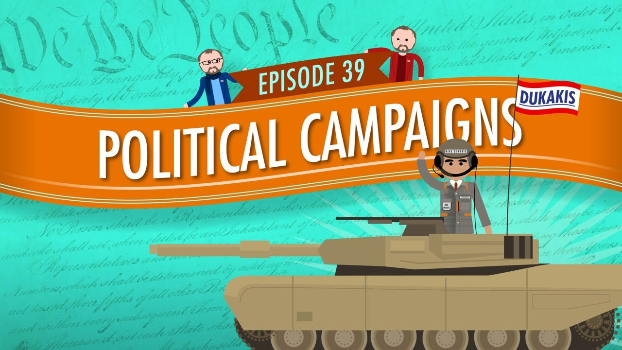 Political Campaigns: Crash Course Government and Politics #39