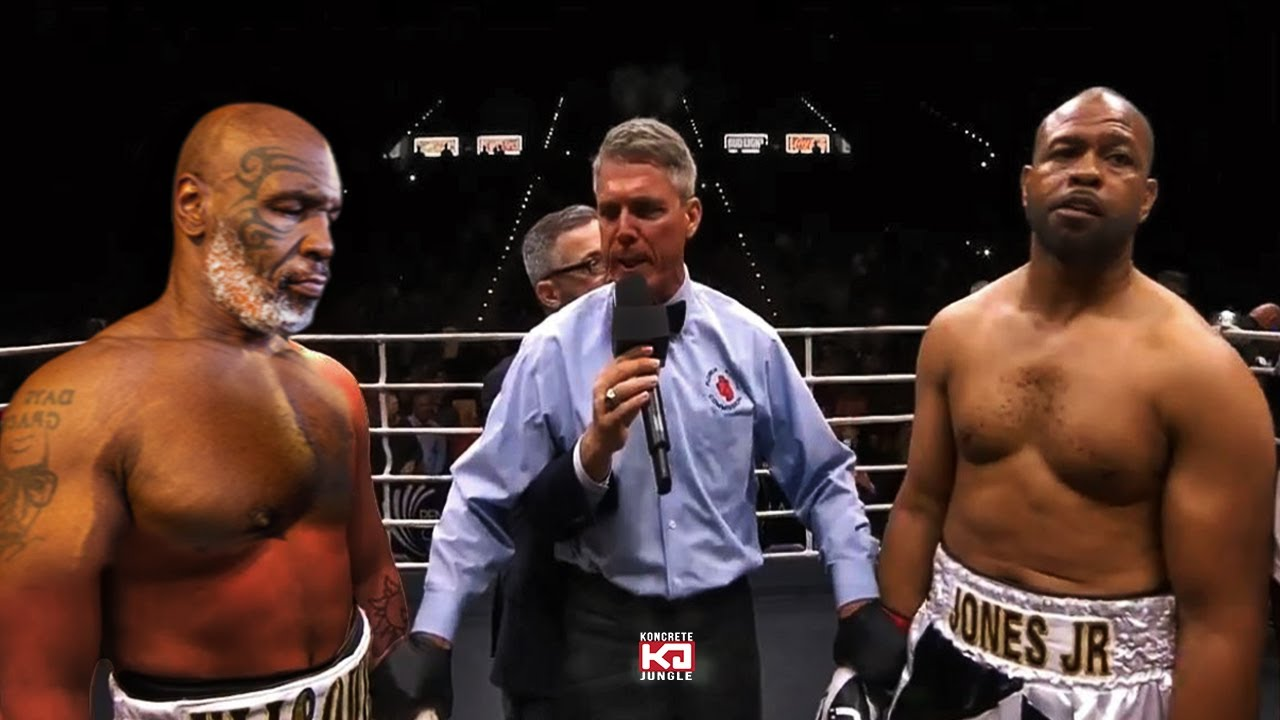 10++ Mike Tyson Vs Roy Jones Jr 2020