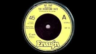 Boomtown Rats The   Rat Trap Radio Edit   1978