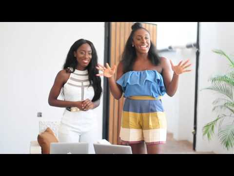 Ghana Fashion Connect - Connect with Dior and Ashlee