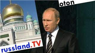 Putin auf deutsch zum Islam
