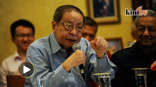 Kit Siang calls on 'champions of integrity' to state position on 1MDB