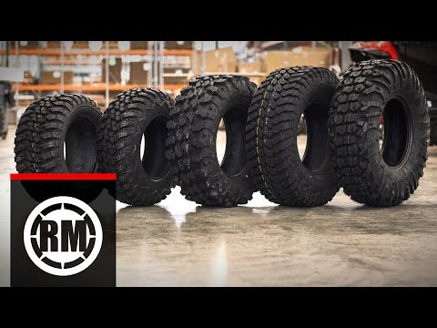 UTV Tire Buyer's Guide