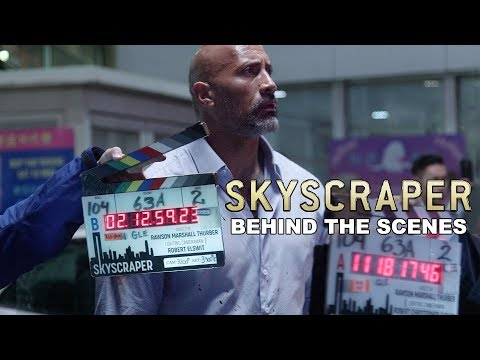 'Skyscraper' Behind The Scenes