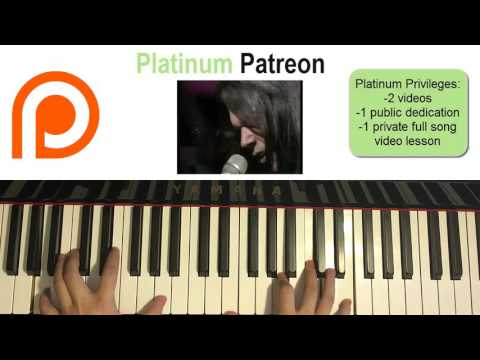 Neil Young - A Man Needs A Maid [Accompaniment] (Piano Cover) | Patreon Dedication #76