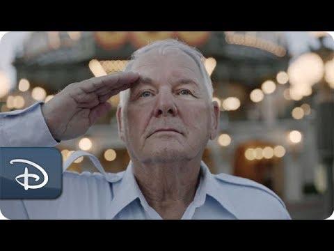 Vietnam Veteran Honored at Walt Disney World Resort
