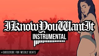 """Smooth Hip Hop R&B type beat 2017 """"I Know You Want It"""" [Prod. JunioR]"""