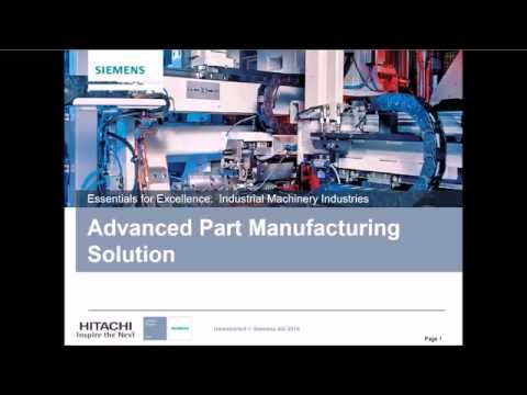 Industrial Machinery Manufacturing Webinar