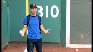 EPIC DAY with VIP ACCESS at Fenway Park