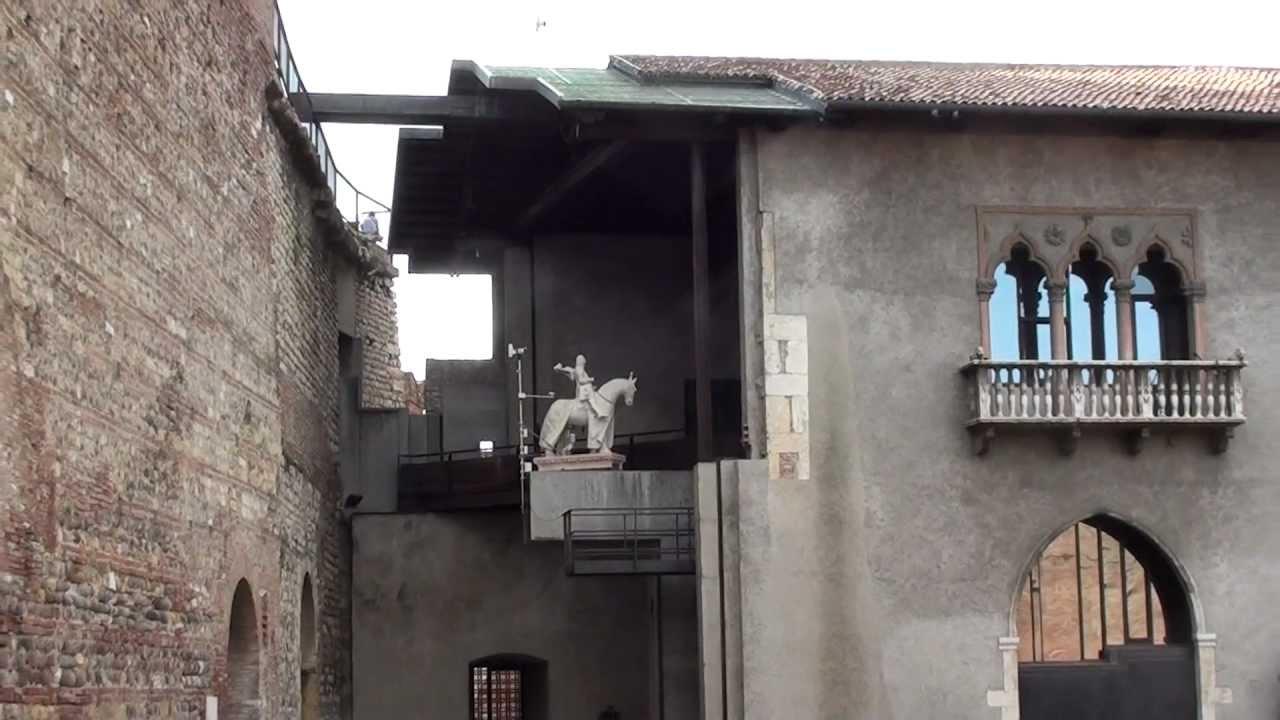 Museo Di Castelvecchio.Carlo Scarpa Museo Di Castelvecchio Verona Youtube