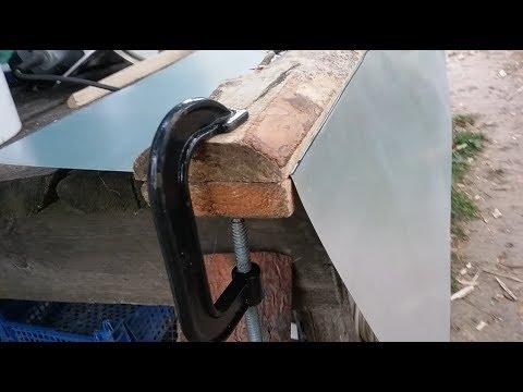 Гибка листа толщиной 50мм Пресс с ЧПУ: усилие 1250 тонн, длина .