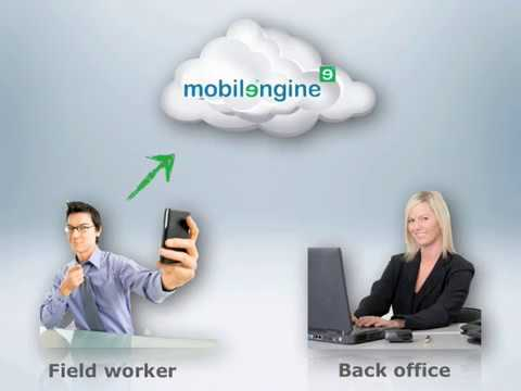 Mobilengine Data Collection App for market research teams