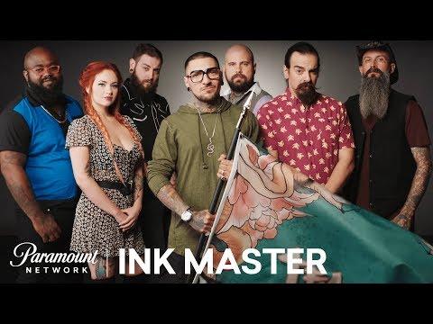 Meet Team DJ | Ink Master: Return of the Masters (Season 10)
