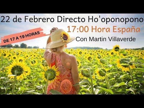 Directo [PARTE 2] Ho'oponopono [PREGUNTAS Y RESPUESTAS] con Martin Villaverde.