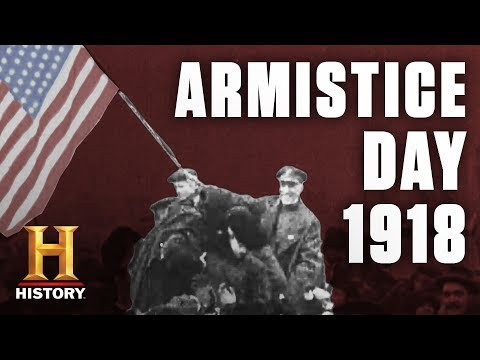 World War I Armistice Day Celebrations | History