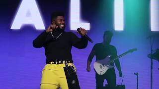 181025 Khalid Live in Seoul - Better